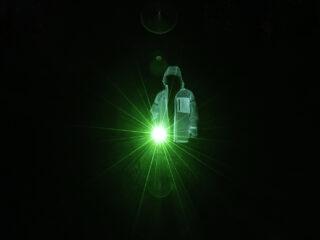 Laser Sensitive